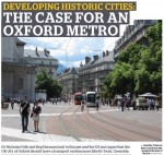 Oxford Metro report
